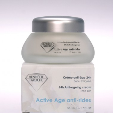 Active Age anti-ageing 24h creme